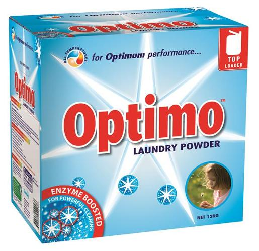 LAUNDRY POWDER 12KG