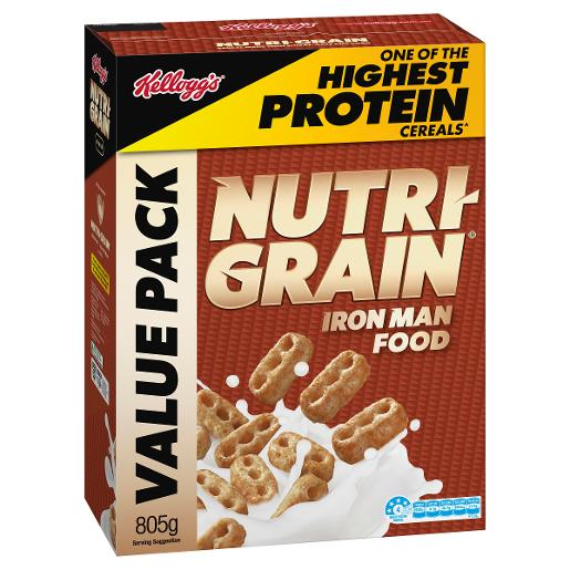 NUTRI-GRAIN 805GM