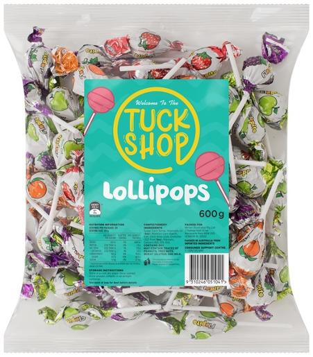 LOLLIPOPS 600Gm
