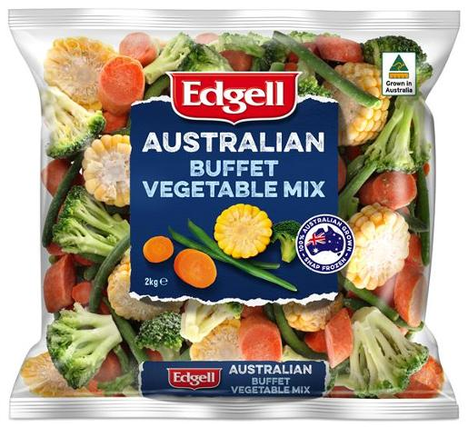VEGETABLES MIX BUFFET 2KG