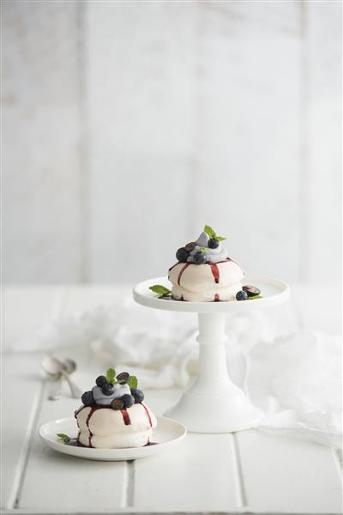 SINGLE SERVE PAVLOVA 40S 40GM