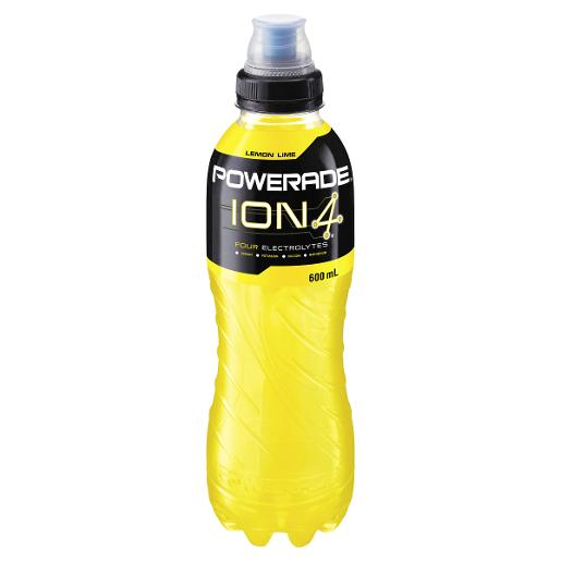 LEMON LIME SIP CAP SPORTS DRINK 600ML