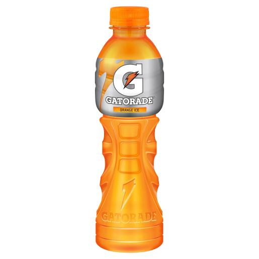 ORANGE ICE SPORTS DRINK 600ML