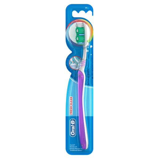 ALL ROUNDER FRESH CLEAN SOFT TOOTH BRUSH 1PK
