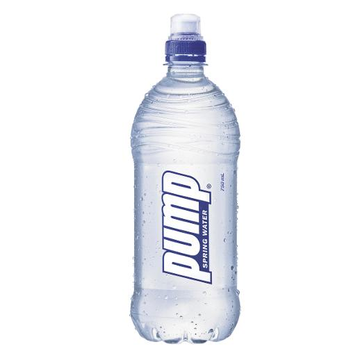 PURE NATURAL WATER 750ML