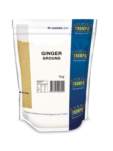 GROUND GINGER 1KG