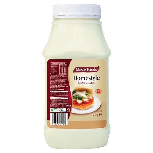 HOME STYLE MAYONNAISE 2.6KG