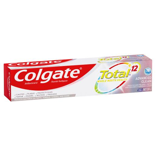 TOTAL ADVANCED CLEAN TOOTHPASTE 200GM