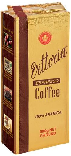 GROUND ESPRESSO COFFEE 500GM