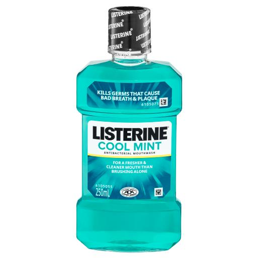 COOLMINT MOUTHWASH 250ML