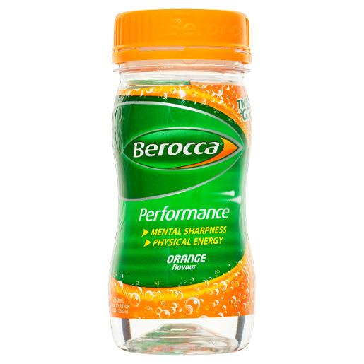 PERFORMANCE TWIST 'N' GO VITAMIN DRINK ORANGE 250ML