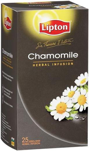 CHAMOMILE SIR THOMAS TEA BAG 25S