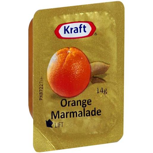 MARMALADE PORTIONS 75X14GM