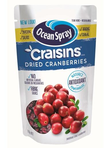 CRAISINS ORIGINAL DIRED CRANBERRIES 170GM