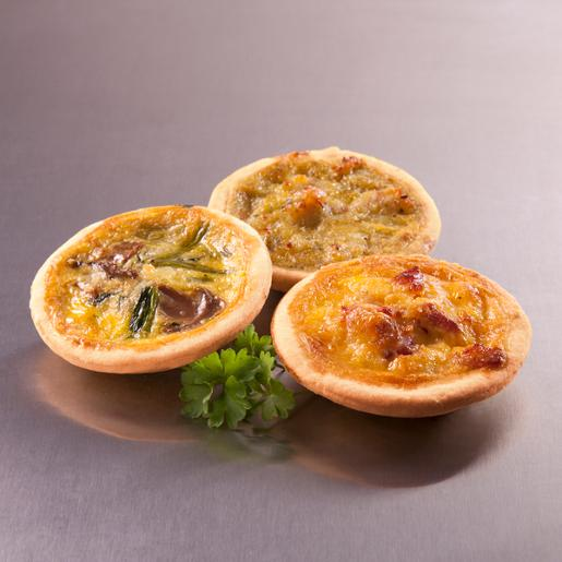 PETITE QUICHE VARIETY PACK 2 2.88KG