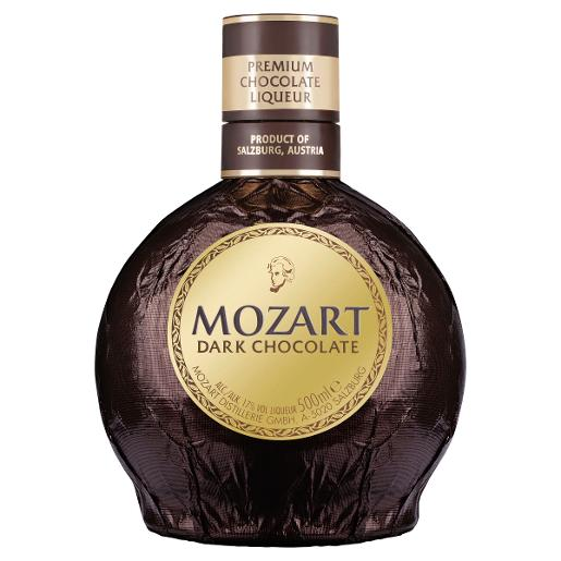 DARK CHOCOLATE LIQUEUR 500ML