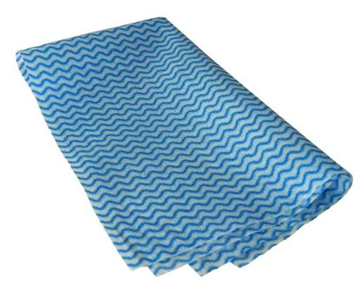 HEAVY DUTY FOOD SERVICE BLUE WIPES 500MM