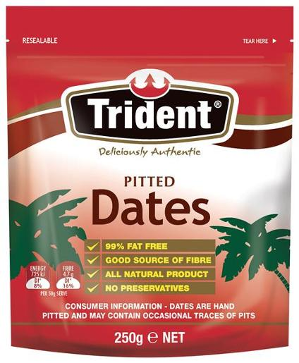 PITTED DATES 250GM